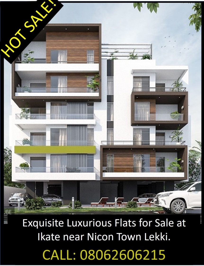 Ikate Luxury Flats3
